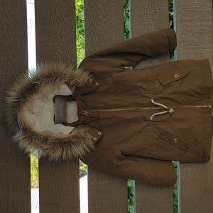 H&M Toddler girl winter Jacket size 3-4Y